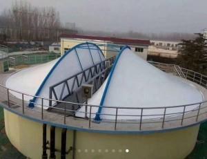 污水池加盖三大系统的设置