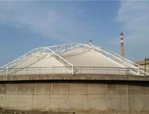 膜式污水池加盖结构的特点说明