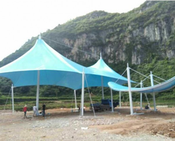 贵州凯里市景观膜结构2号