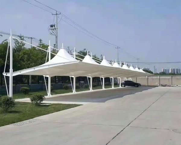 山西省长治市膜结构车棚