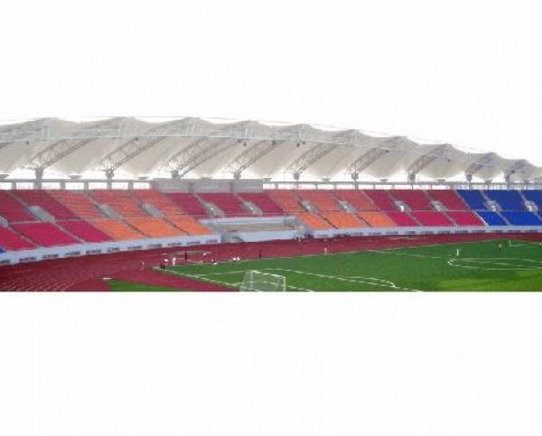 济南体育学院看台