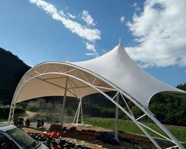 贵州凯里市景观膜结构3号