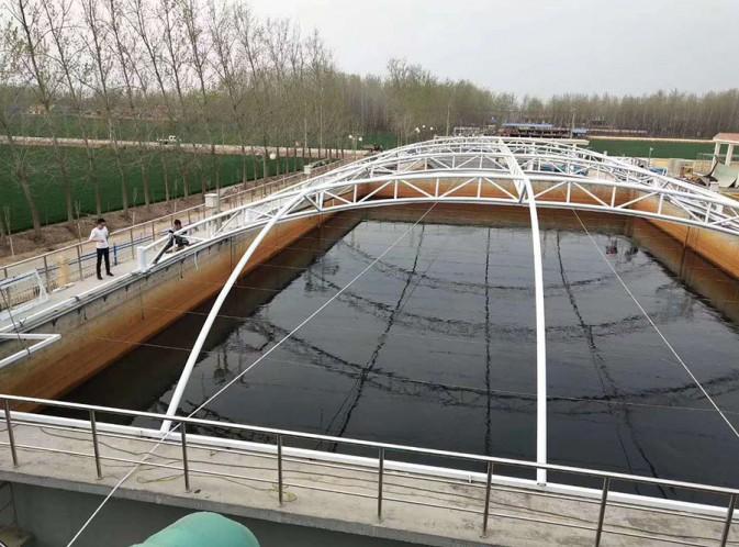 污水池加盖